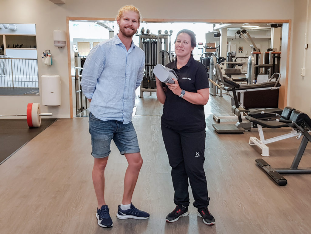 Curest and Hermelinen collaborate to digitalize physiotherapy during Covid-19
